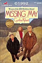 Missing May by Cynthia Rylant