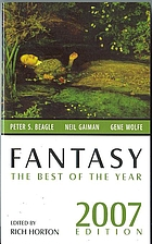 Fantasy: The Best of the Year, 2007 Edition…