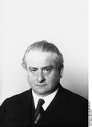 Author photo. Alfons Goldschmidt (1923)