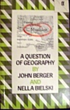 A Question of Geography by John Berger