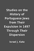 Studies on the History of Portuguese Jews…