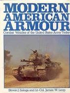Modern American Armor: Combat Vehicles of…