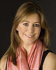 Author photo. Rachel Vail