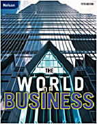 The World of Business by Wilson