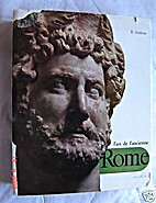 Art of Rome by B. Andreae