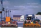 Annotated landscapes by Joel Feldman
