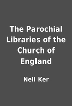 The Parochial Libraries of the Church of…
