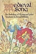 MEDIEVAL SONG by James J. Wilhelm