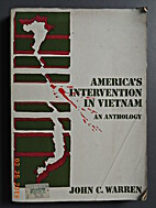 America's Intervention in Vietnam: An…