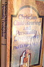 Christian Child-Rearing and Personality…