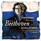 Symphonies ; overtures [CD] by Ludwig van…