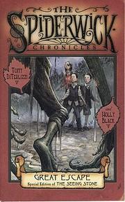 Great Escape (The Spiderwick Chronicles,…