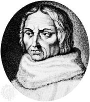Author photo. Jean Charlier de Gerson. Wikimedia Commons.
