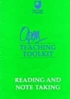 Reading and Note Taking: Tutor Support…
