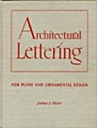 Architectural Lettering for Plans and…