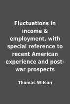 Fluctuations in income & employment, with…