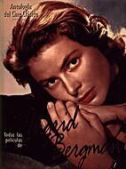 Todas las peliculas de Ingrid Bergman