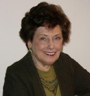 Author photo. Dr. Judith Lorber