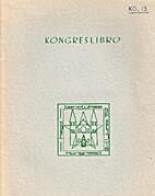 Kongres libro, Beneluksa Kongreso, Hago,…
