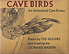 Cave Birds by Ted Hughes