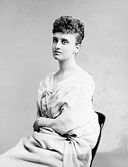 Author photo. Photo in April 1891<br>(Credit: Topley Studio Fonds/Library and Archives Canada/<br>PA-025706)