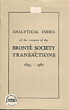 Analytical Index of the Contents of the…