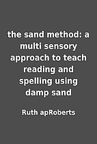 the sand method: a multi sensory approach to…