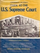 Congressional Quarterly's Guide to the U. S.…