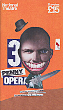 The Threepenny Opera [theatre programme] by…