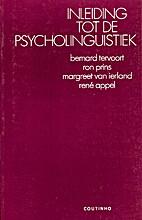 Inleiding tot de psycholinguistiek by…