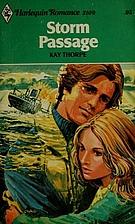 Storm Passage by Kay Thorpe