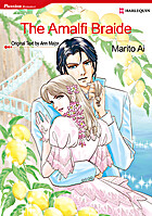 Harlequin comics: The Amalfi Bride by Marito…