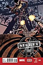 Secret Avengers #15 by Ales Kot