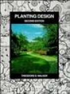 Planting Design by Theodore D. Walker