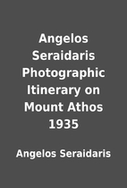 Angelos Seraidaris Photographic Itinerary on…