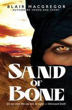 Sand of Bone by Blair MacGregor