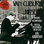 Van Cliburn in Moscow: Rachmaninoff/Brahms…
