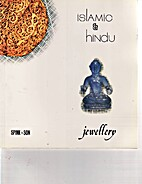 Islamic and Hindu Jewellery. April-May 1988.…
