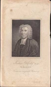 Author photo. London: J. Sewell, ca. 1790s.