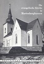 Die evangelische Kirche in…