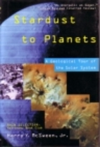 Stardust to Planets: A Geological Tour of…
