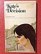 Kate's Decision by Christopher Leach