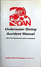Underwater Diving Accident Manual with…