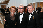 Author photo. Douglas Druick (center) w/ Susan and Lewis Manilow. Photo by Andrew Campbell found at <a href=&quot;http://www.panacheprivee.com/File/Douglas_Druick/&quot; rel=&quot;nofollow&quot; target=&quot;_top&quot;>panacheprivee.com</a>