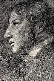Author photo. John Constable's Self Portrait 1806.