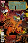 Enchanted Tiki Room #1 (Disney Kingdoms / PIXAR) - Marvel