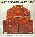 Important Art Nouveau and Art Deco