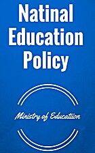 Natinal education policy by Ministry of…