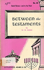 A survey between the Testaments by W.W.…