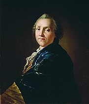 Author photo. Alexander Sumarokov (1717-1777)